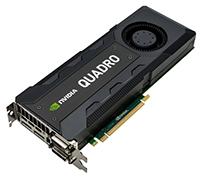 Nvidia Next Generation Quadro GPU